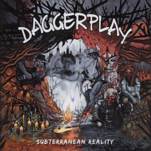 Subterranean Reality Album Cover