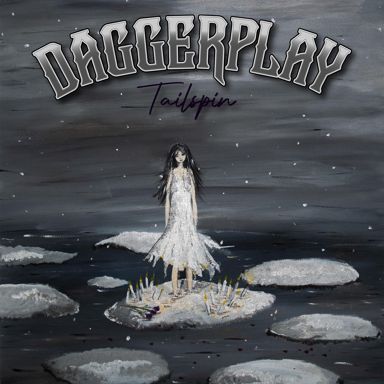 Daggerplay - Tailspin - Cover art